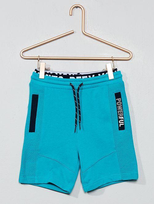 Short de sport 'powerful'                                                     bleu Garçon