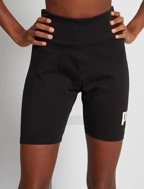 Short de sport 'Puma'                             noir