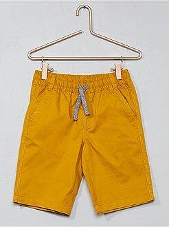 Short en coton twill - Kiabi