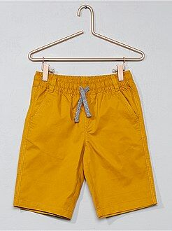 Bermuda, short - Short en coton twill - Kiabi