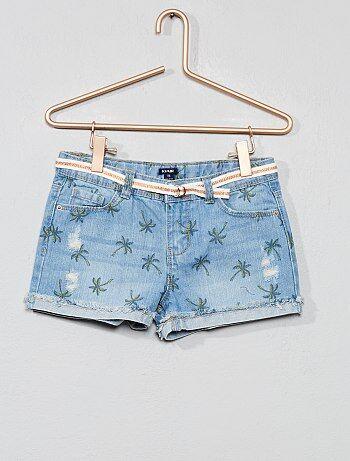 881caff41c48d Soldes short fille - vêtements Vêtements fille | Kiabi