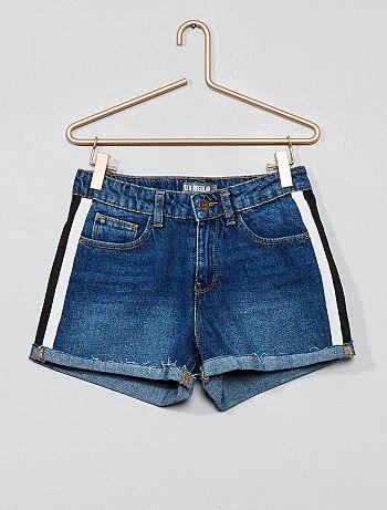 125c29b0587 Short fille - vêtements Vêtements fille