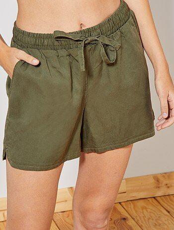 2c5a57e630811f Short femme, achat de bermudas pour femmes pas cher Vêtements femme ...