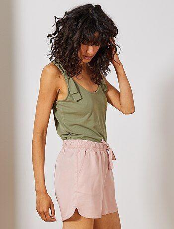 2e1280bab5 Short, bermuda Vêtements femme   violet   Kiabi