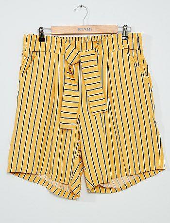Short, pantacourt Vêtements femme | taille 3xl | Kiabi