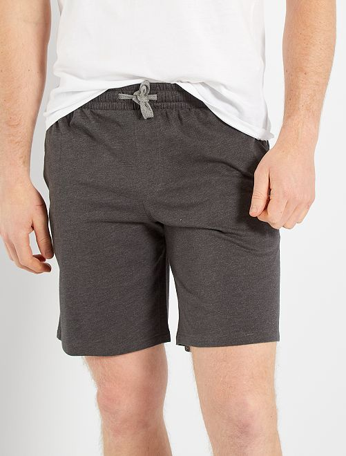 Short maille jersey                                         gris/anthracite