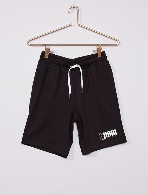 Short 'Puma'                             noir