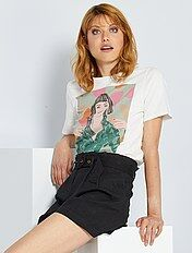 Soldes short, pantacourt, short en jean mode Femme | Kiabi