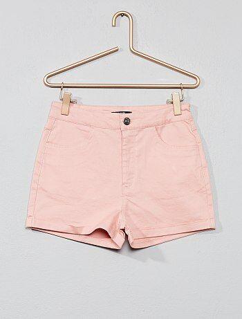 72caf1fa9e842 Soldes short fille - vêtements Vêtements fille | Kiabi