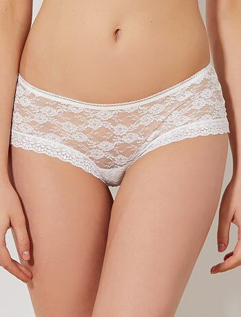 Shorty dentelle `Mojito Lingerie`