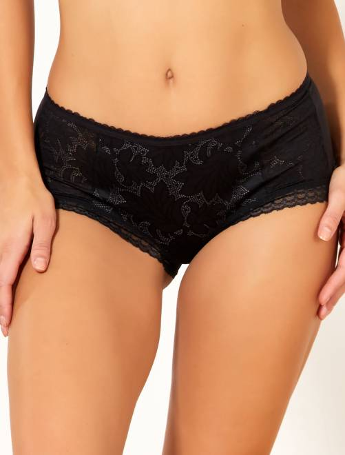 Shorty Invisible Elegance de 'Playtex'                             noir