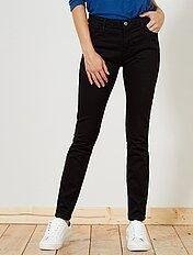 Slim slim taille haute longueur US28