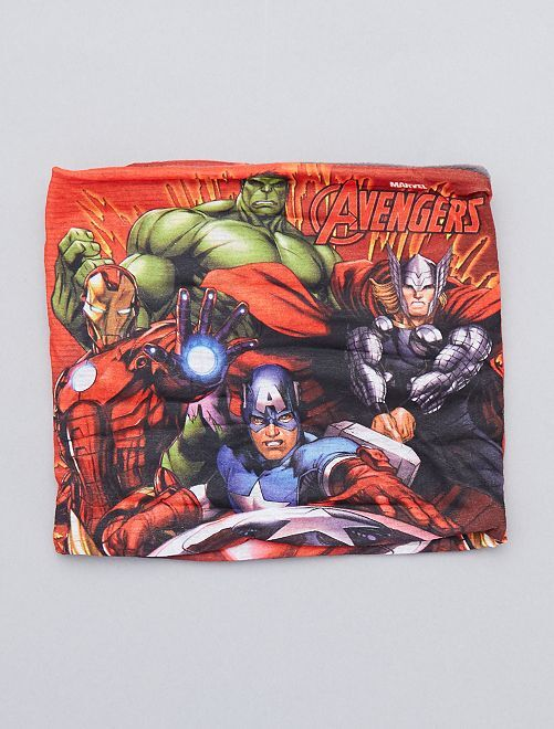 Snood 'Avengers'                     rouge