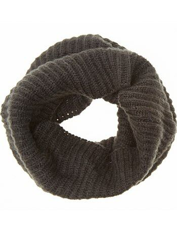 Snood maille tricot - Kiabi