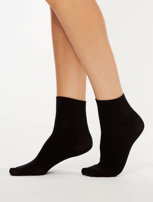 Socquettes Dim Beauty Resist de 'DIM'                             noir