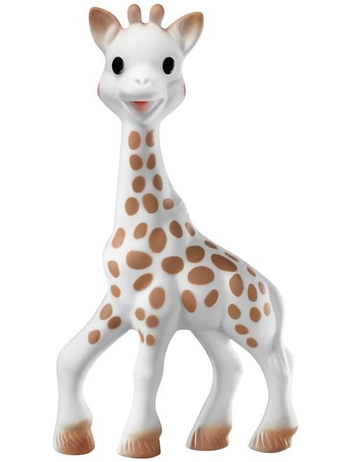 Sophie la girafe                             blanc/marron