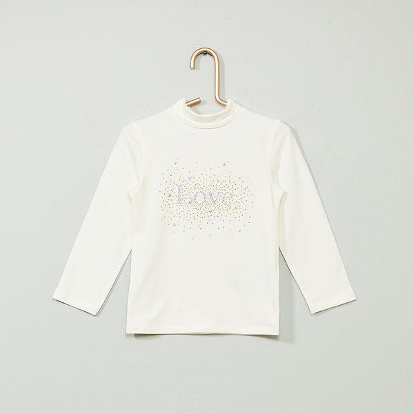 on wholesale best prices hot sale Sous-pull coton bio 'éco-conception'