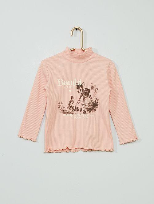 Sous-pull éco-conçu 'Minnie'                                         rose