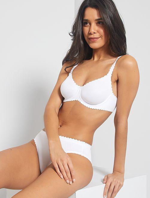 Soutien-gorge 'DIM' Body Touch                                                     blanc