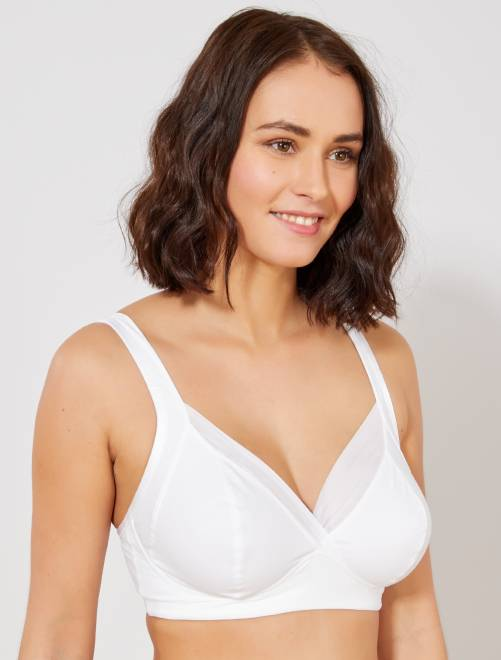 Soutien-gorge Feel Good support de 'Playtex'                             blanc