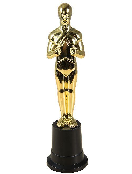 Statuette Oscar                             doré