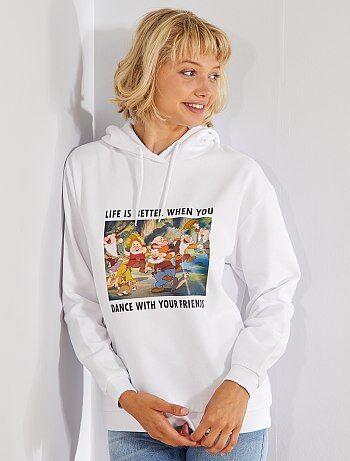 924541ac36 Soldes sweat femme, achat de sweat shirt femme pas cher en ligne ...