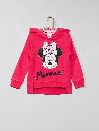 images détaillées Design moderne mode designer Rose Kiabi Sweat Capuche Fille Vêtements nw6Fv1qXZ