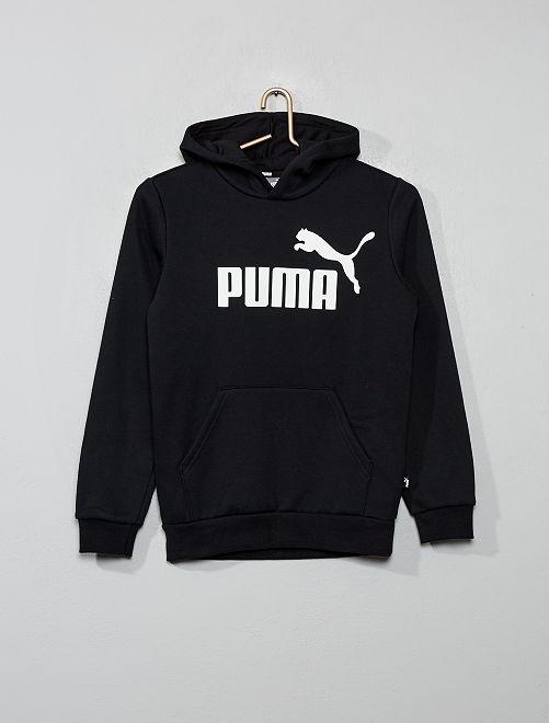 Sweat à capuche 'Puma'                             noir