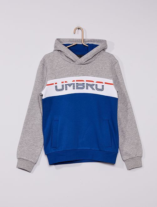 Sweat à capuche 'Umbro'                             gris