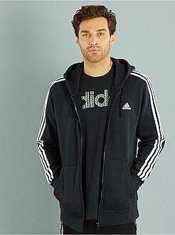Sweat zippé - Sweat à capuche zippé 'Adidas'