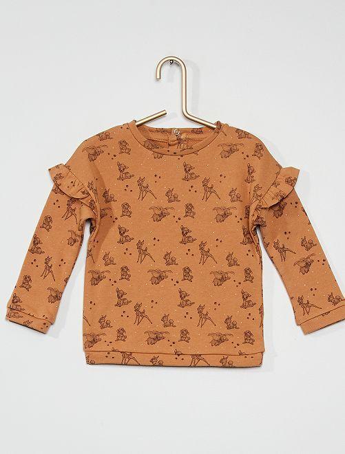 Sweat 'Bambi'                                         marron