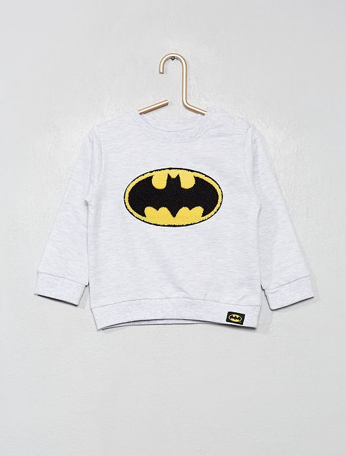 Sweat 'Batman'                             gris