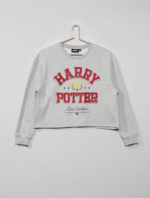 Sweat court 'Harry Potter'                                         gris