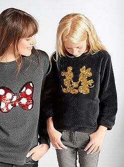 Sweat en maille peluche 'Disney'
