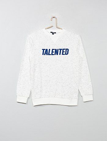 Sweat en molleton 'Talented'
