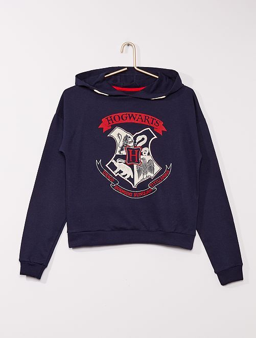 Sweat 'Harry Potter'                             bleu marine