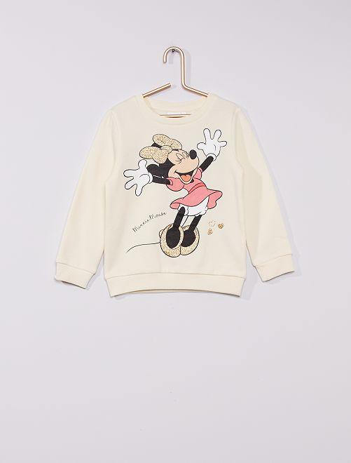 Sweat 'Minnie' 'Disney'                             écru