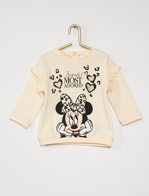 Sweat 'Minnie'                                         ivoire