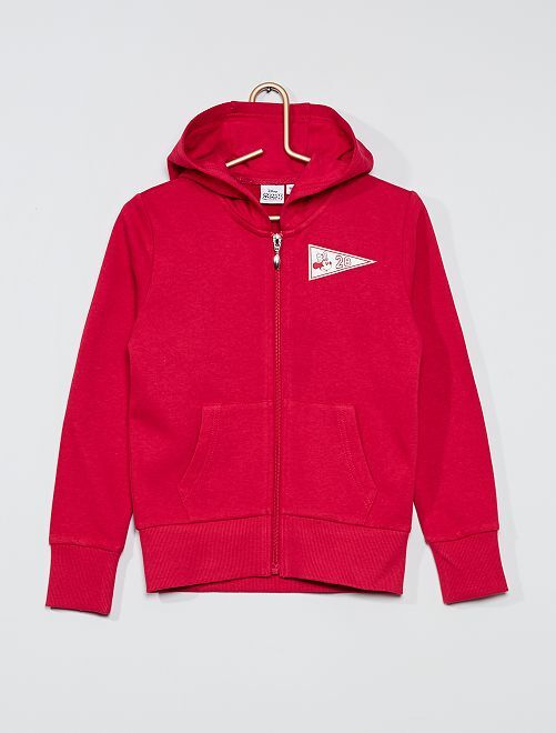 Sweat 'Minnie Mouse'                                                     rouge