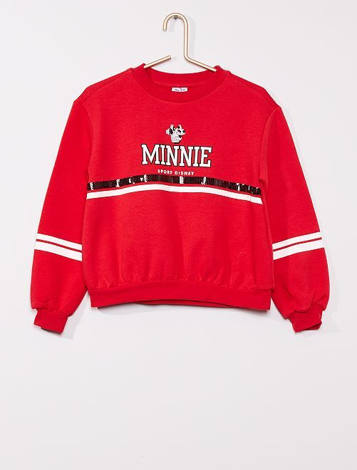 Sweat 'Minnie'                                         rouge