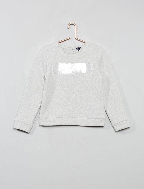 Sweat print relief                                             gris