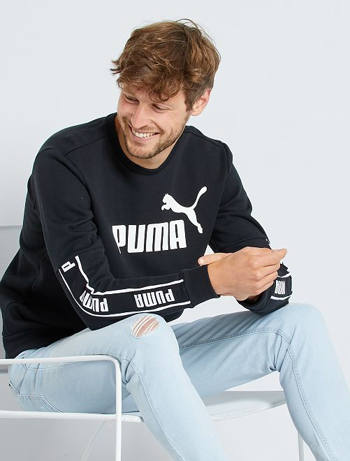 Sweat 'Puma'                             NOIR