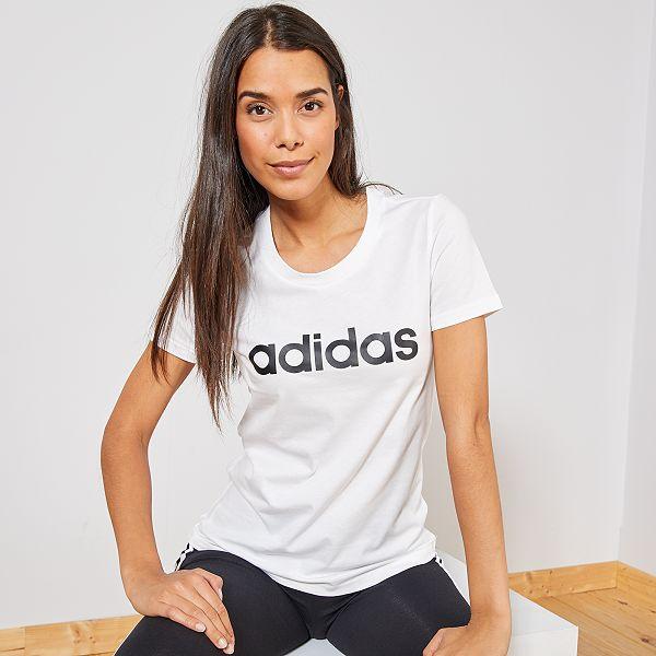 T-shirt 100% coton 'adidas'