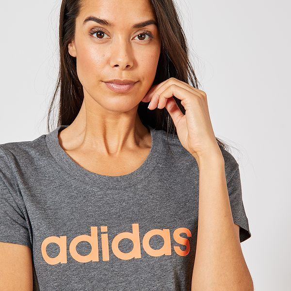 performance sportswear meet wide varieties T-shirt 100% coton 'adidas'