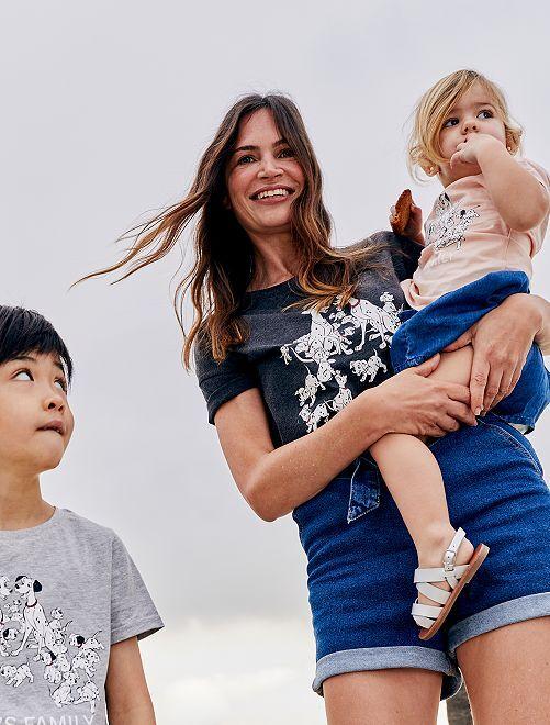 T-shirt '101 dalmatiens'                                                     gris