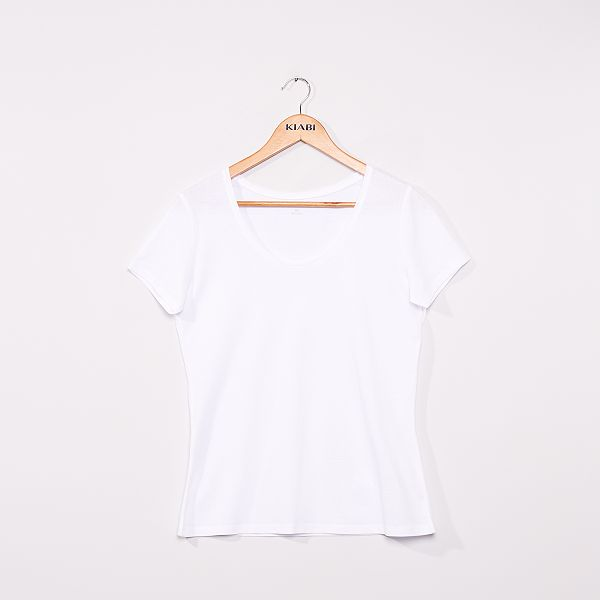 t-shirt femme kiabi