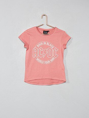 T shirt `ACDC`