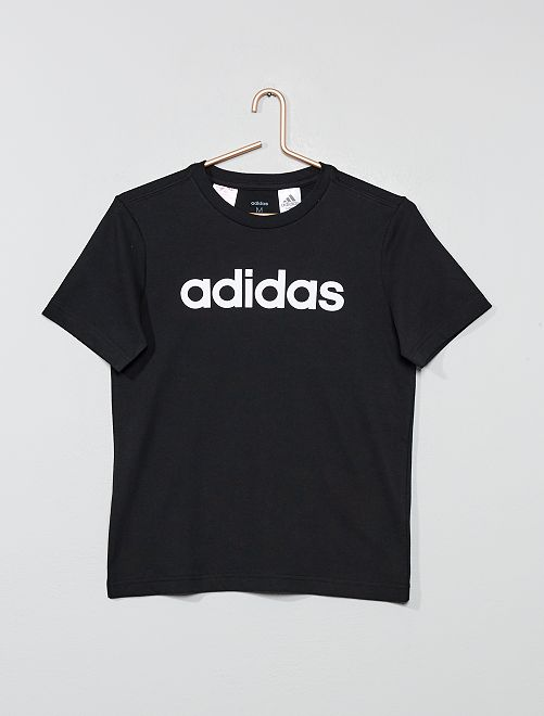 T-shirt 'adidas'                                                     noir Garçon adolescent