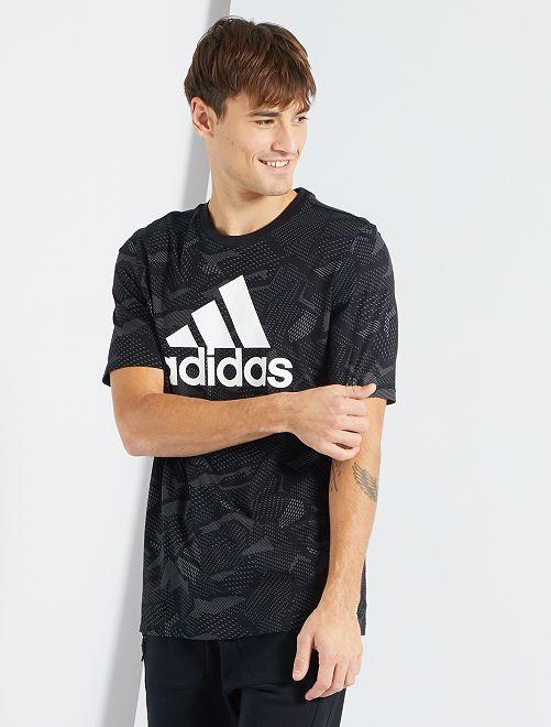 T-shirt 'adidas'                             noir