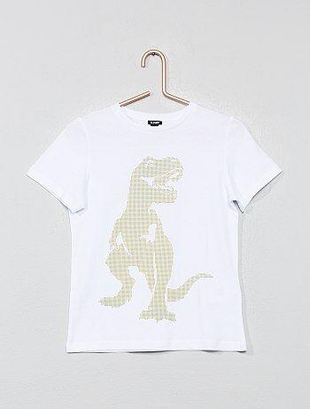 f283cd8af4198 T-shirt manches courtes Vêtements garçon